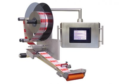 Etiketteermachine BRU2500