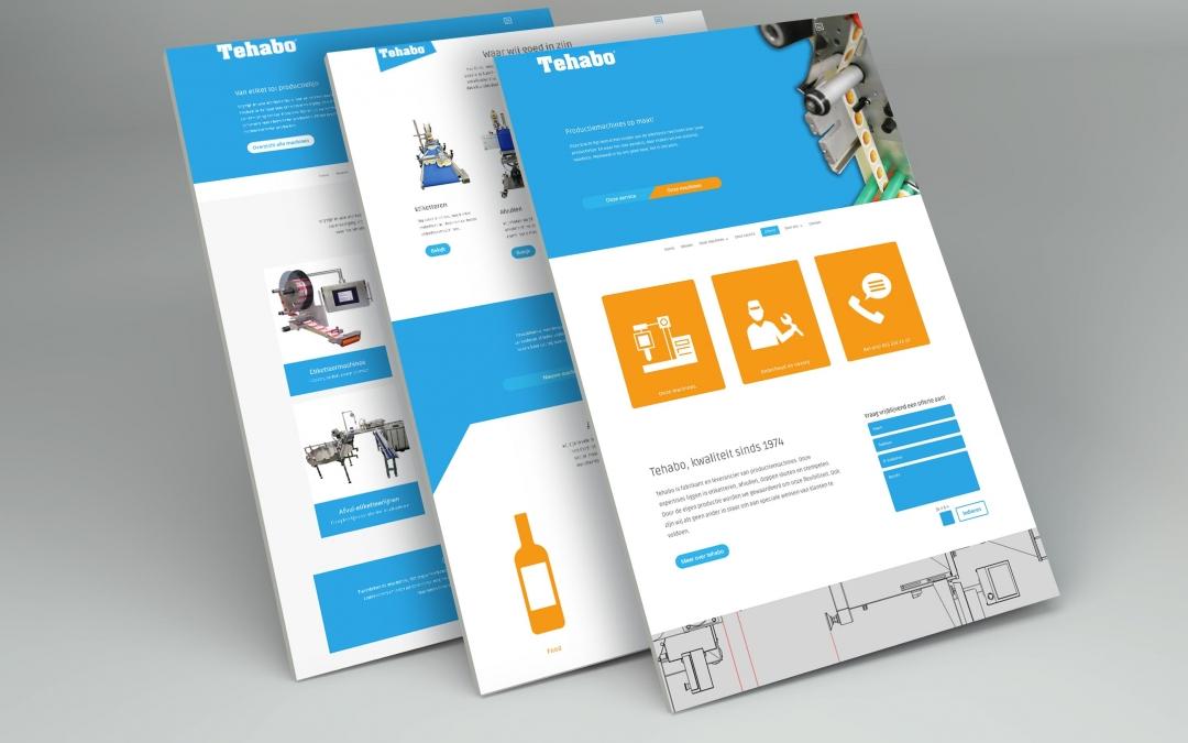 Nieuwe website Tehabo live!