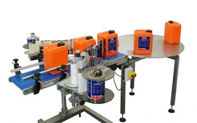 Case: Etiketteersysteem voor 1 of 2 zijden jerrycans