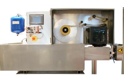 Verkoop: Etiketteermachine voor pallets LIN-202