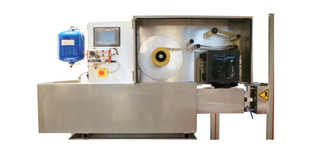 Im Angebot: Etikettiermaschine für Paletten LIN-202