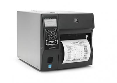 Industriële thermal transfer etiketprinter Zebra ZT420