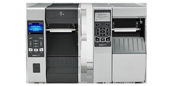Industriële thermal transfer etiketprinter Zebra ZT510-ZT610